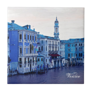 Grand Canal, Venice, Italy Tile