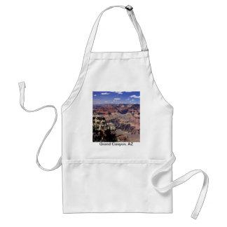 Grand Canyon, Arizona Standard Apron