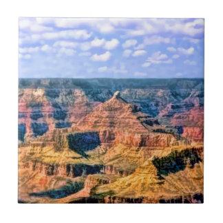 Grand Canyon National Park Arizona Tile