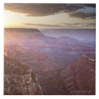 Grand Canyon National Park in Arizona Tile