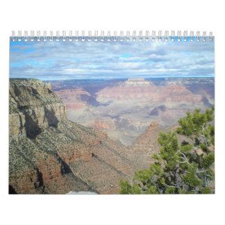 Grand Canyon/Sedona Wall Calendar