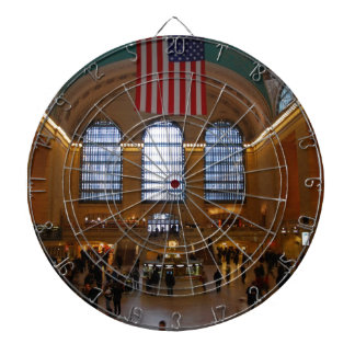 Grand Central Station - NYC Dartboard