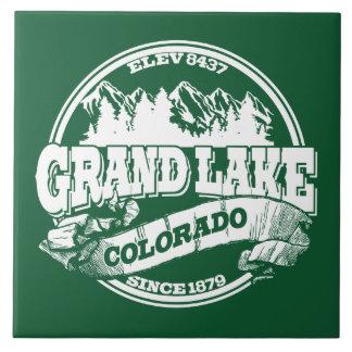 Grand Lake Old Circle Green Tile