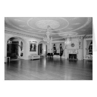 Grand Parlor, Ponce de Leon Hotel, St. Augustine Card