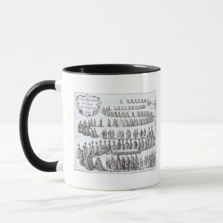 Grand Procession the Sovereign and the Knights Mug