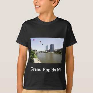 Grand Rapids City Michigan T-Shirt