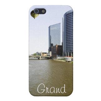 Grand Rapids Michigan iPhone 5 Case