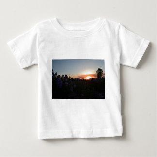 Grand Teton National Park Sunset Baby T-Shirt