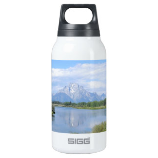 Grand Teton National Park, Wyoming Insulated Water Bottle