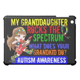 Granddaughter Rocks The Spectrum Autism iPad Mini Covers