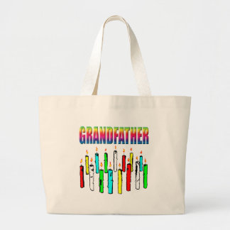 Grandfather Birthday Gifts Tote Bag