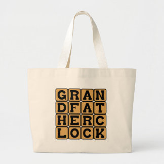 Grandfather Clock, Stately Timepiece Bags