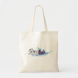 Grandfather Frost Budget Tote Bag