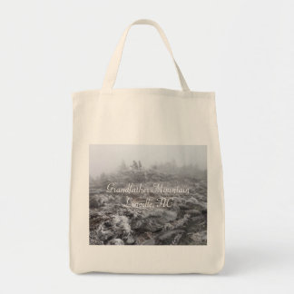 Grandfather Mountain Grocery Tote Bag