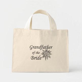 Grandfather of the Bride Mini Tote Bag