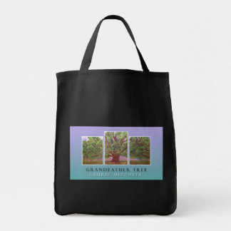 Grandfather Tree Grocery Tote Bag