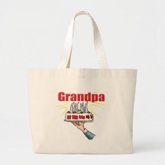Grandfathers Birthday Gifts Tote Bag