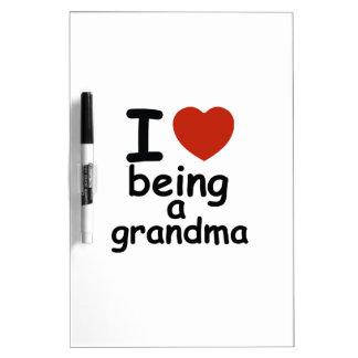 grandma design dry erase board