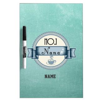 Grandma Nana personalized Dry Erase Board