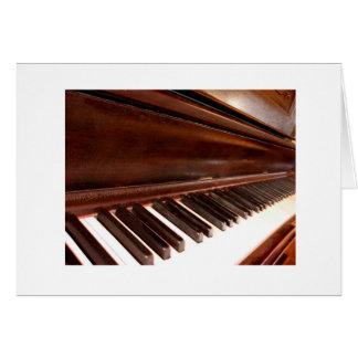 Grandma's Piano (Lyon and Healy 1906) Card
