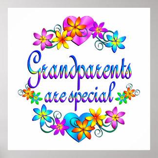 Grandparents are Special Print