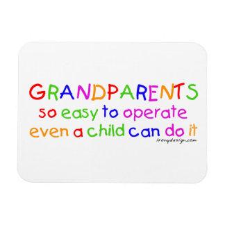 Grandparents Love Magnet