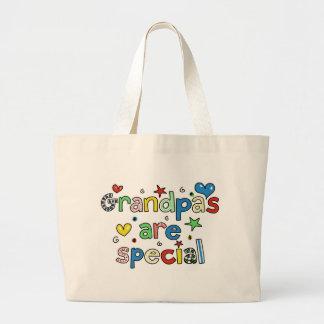 Grandpas are Special Jumbo Tote Bag