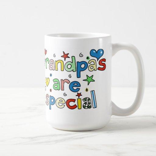 Grandpas are Special Mugs