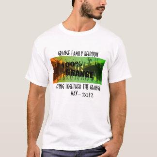 GRANGE FAMILY REUNION 2012 T-Shirt