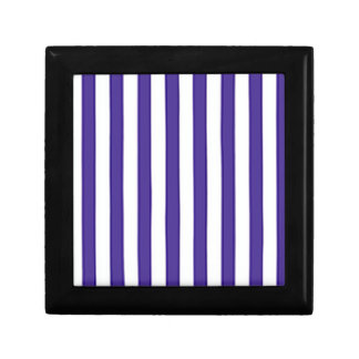 Grape Blue Stripes Gift Box