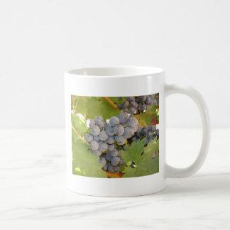 Grape Theme Kitchen Decor Basic White Mug
