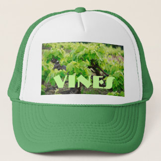 Grape vines cap