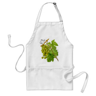 Grapes Fresh from the Vine Apron