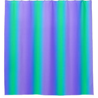Grapevine Striped Shower Curtain