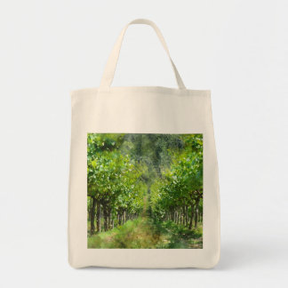 Grapevines in Spring in Napa Valley California Tote Bag