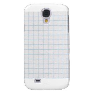 Graph Paper Galaxy S4 Case