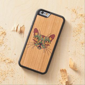 Graphic Cat Cherry iPhone 6 Bumper