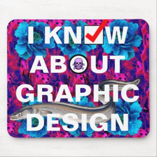 graphic design example mouse pad