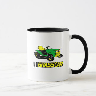Grasscar T-shirts and Gifts. Mug