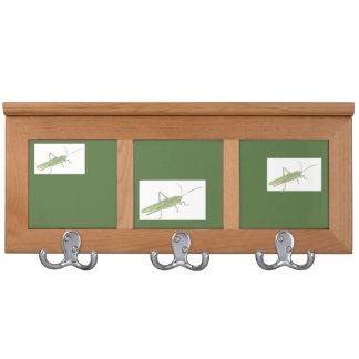 Grasshopper Coat Rack