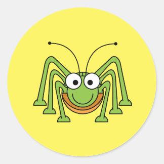 Grasshopper Stickers