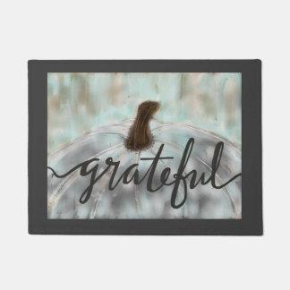 Grateful Outdoor Doormat