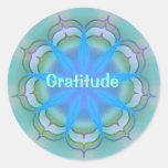 Gratitude (Virtue sticker)