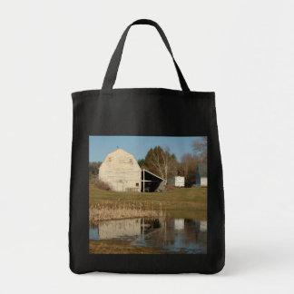 Gray Barn - Reflections of Serenity Tote Bag