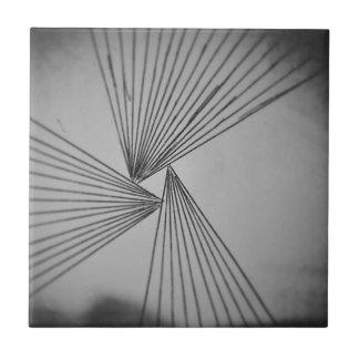 Gray Explicit Focused Love Tile