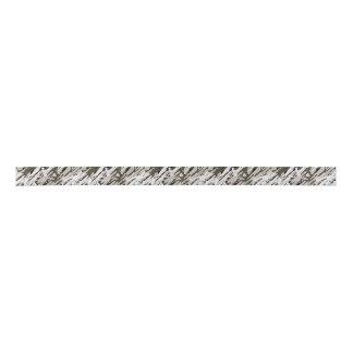 Gray Green Camouflage Ribbon Satin Ribbon