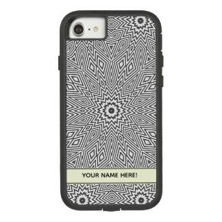 Gray Kaleidoscope Star Case-Mate Tough Extreme iPhone 8/7 Case