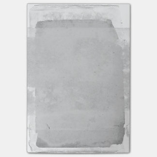 Gray Old Paper Vintage Looking Filo Post-it® Notes
