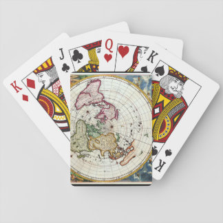 Gray World Map 6_Maps of Antiquity>> Playing Cards