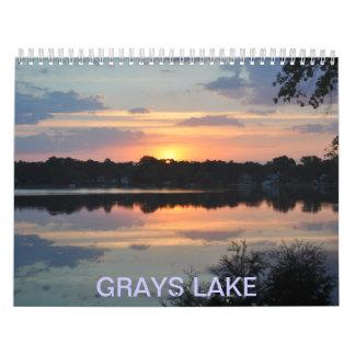 Grays Lake Wall Calendars